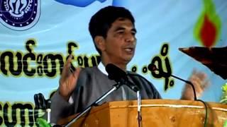 Literature Talk Show (Man Aung, Rakhine) Sayar Maung Khine Aung