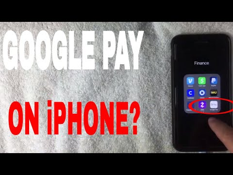 ✅  Can You Use Google Pay On IOS IPhone 🔴