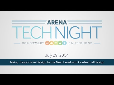 Taking Responsive Design to the Next Level with Contextual Design