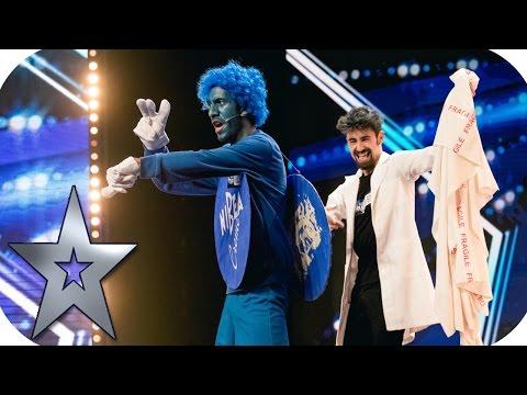 Prontos Para o Sketch | Audições PGM 06 | Got Talent Portugal 2017