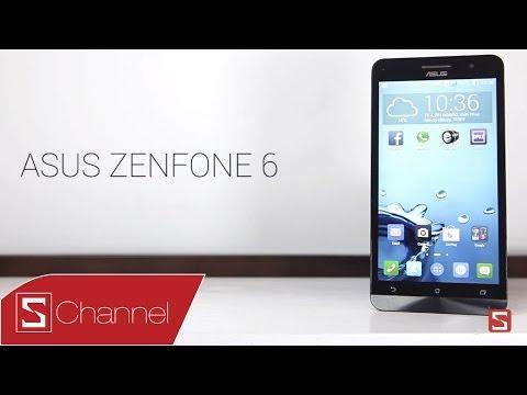 Schannel - Trên tay ASUS Zenfone 6 - CellphoneS