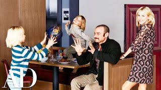 Naomi Watts And Liev Schreiber Reveal Their Renovated New York City Apartment   Architectural Digest