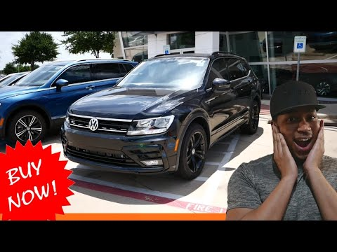 VW Tiguan R Line Review - Audi Style on a budget!