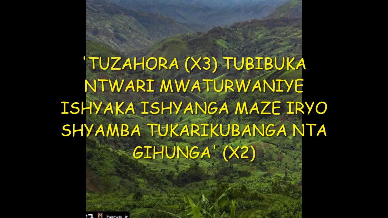 Download Ubutwari Buraharanirwa Lyrics