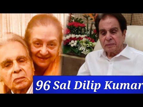 96 saal Dilip Kumar urf Yusuf Khan Bollywood trispy king Bollywood Industry Wishes
