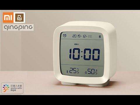умный будильник Xiaomi Qingping Bluetooth Smart Alarm Clock