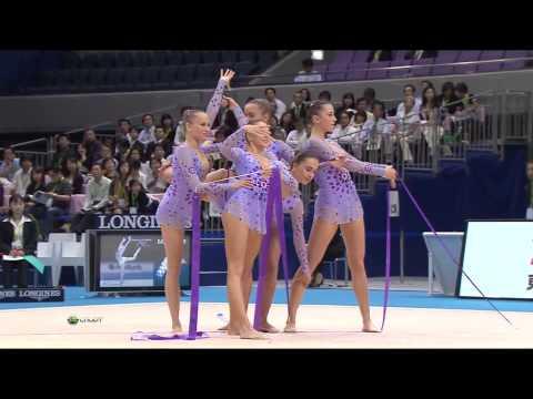 2009 World Championships Group All Around Final (Group B) (HD)