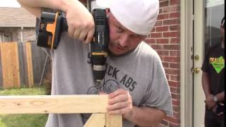 Building The New Garden Gate Part 1