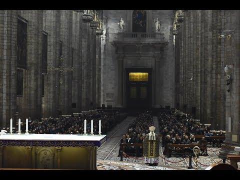 Duomo di Milano: seconda Domenica dell'Avvento ambrosiano (ChiesaTV canale 195)