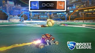 How this single game in Rocket League changed my life