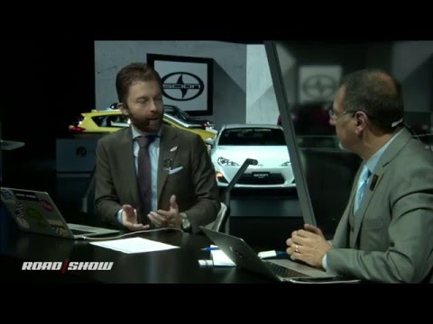 Detroit auto show 2016: Press day 1 -- Automotive debuts