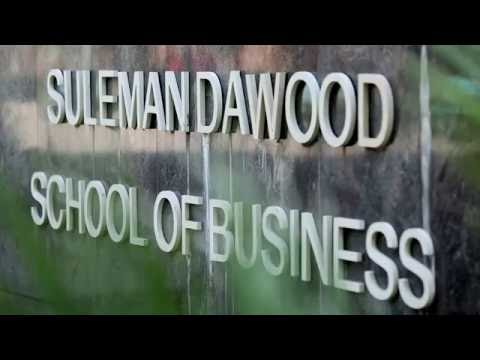 Suleman Dawood School of Business - 30 Years of Inspiring Business Excellence