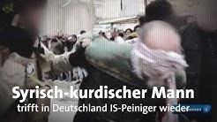 """Flucht vor dem """"Islamischen Staat"""""""