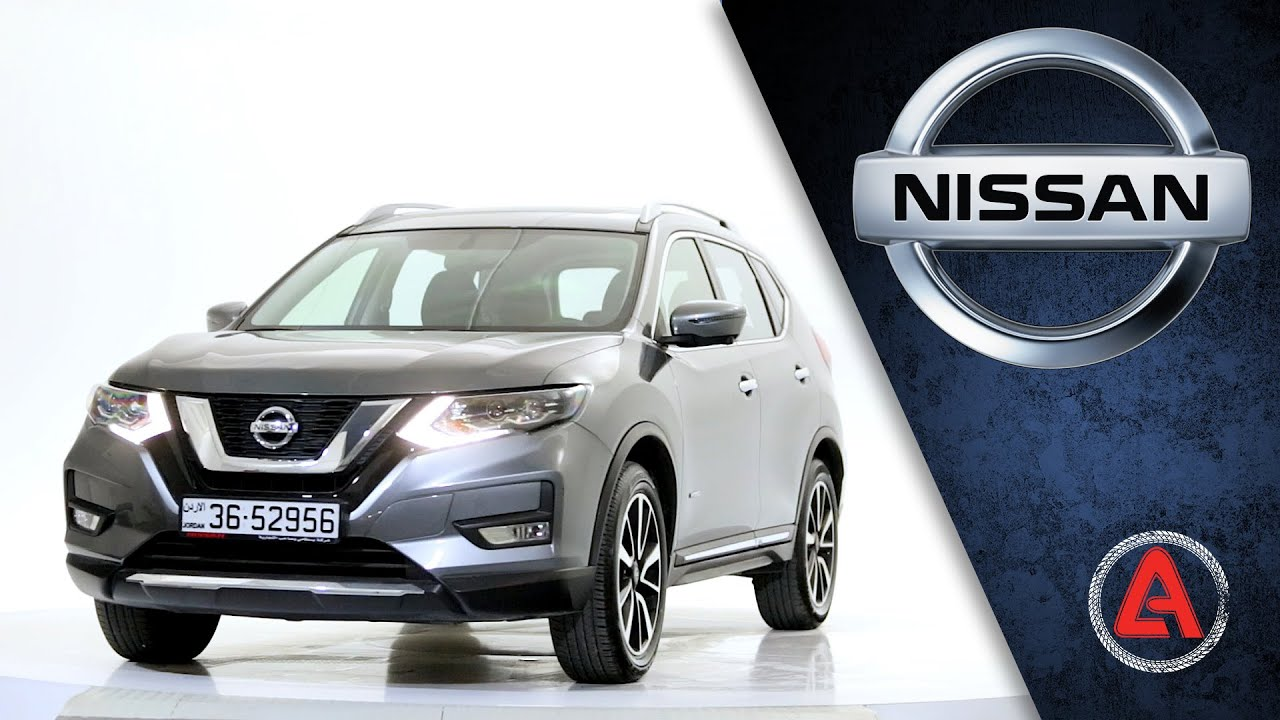 نيسان اكس تريل (روج) هايبرد منافس حقيقي والارخص من فئتها Nissan X-trail (rouge) hybrid 2020