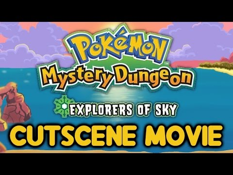 Pokemon Mystery Dungeon: Explorers of Sky...