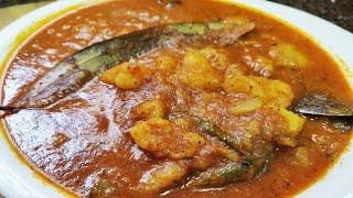 भंडारे वाली आलू की सब्ज़ी/alu ki sabji/aloo ki sabzi /potato tomato curry /shadiwali aloo ki sabji