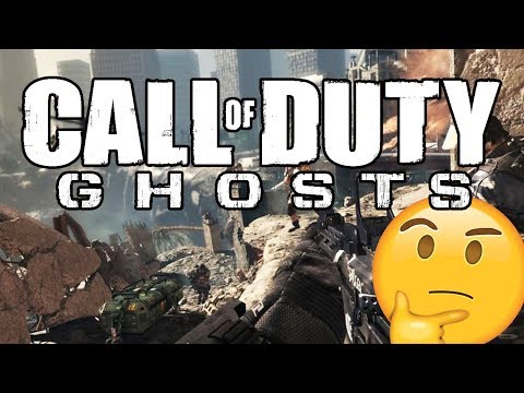 "Call of Duty Ghost - ""Si mauvais que ça ?"" (Semaine Old School)"