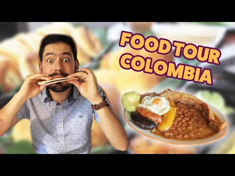 We Try The Best Traditional Food in Medellín, Colombia | Food Tour