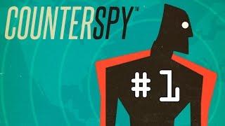 Играем в CounterSpy™ - Из России с любовью (начало игры)