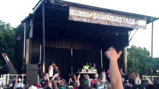 Flatbush Zombies - Summer Stage - Brooklyn - Red Hook Park
