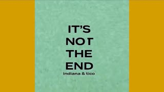 Capítulo 1: IT'S NOT THE END | Álbum: Indiana & Tico | A HISTÓRIA POR DETRÁS DA MÚSICA ✨