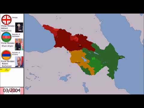 Modern History Of Transcaucasia Every Month