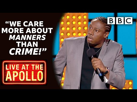 Are the British the most polite nation on the planet? | Live At The Apollo - BBC