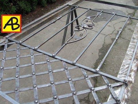 Забор из сетки пластиковой своими руками (фото)