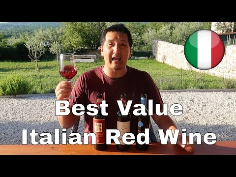 Best-Value Italian Red Wines To Try (Under $16 A Bottle)