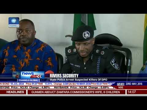 Police Arrest Suspected Killers Of DPO