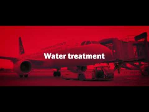 Wastewater treatment at Brussels Airport from A to Z
