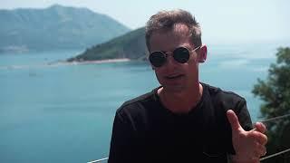 Свадьба в Черногории. Интервью со свадебным организатором. Ведущий на свадьбу за границей.
