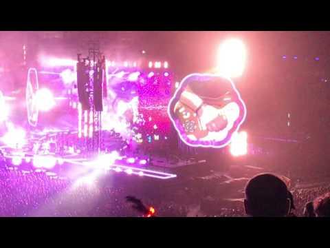 Paradise - Coldplay - Gillette Stadium (8-4-17)