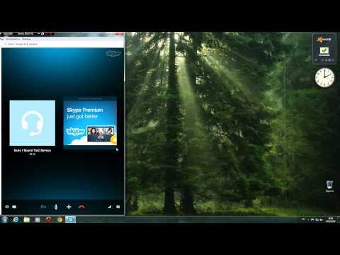 видео: Обзор программы clowfish for skype