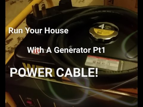 How to Install a Back feed generator hook up to your breaker panel from YouTube · Duration:  2 minutes 45 seconds