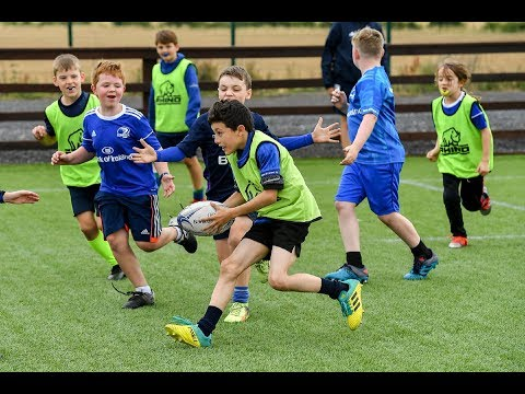 2019 Bank of Ireland Leinster Rugby Summer and Inclusion Camps