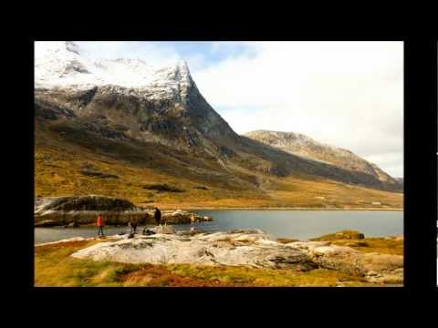 Timelapse: Setting up a meteorological station in Southern Greenland