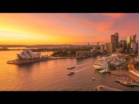 Love Every Second of Sydney in Flow Motion