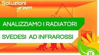 RADIATORI AD INFRAROSSI: pro e contro della tecnologia ad onda lunga - #119