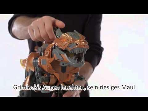 Игровой набор Hasbro Трансформер-4 Гримлок Grimlock, 50 см (A6145)