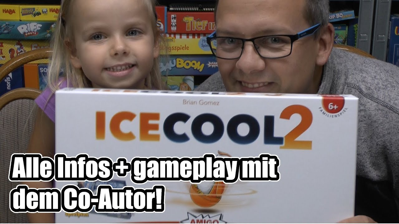 Ice Cool Spiel