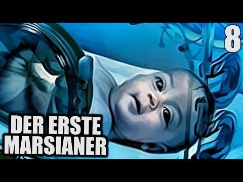 Surviving Mars Deutsch #8 Das erste Baby?! :-D | Let's Play Surviving Mars Gameplay German
