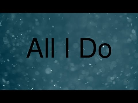 NF // All I Do Lyric Video