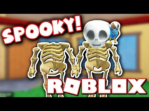 WE ARE SPOOKY SCARY SKELETONS!! (Roblox Murder Mystery 2)