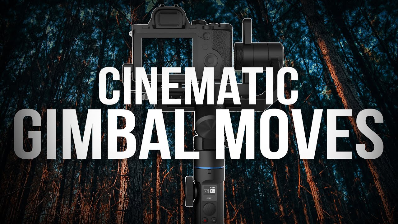 Cinematic Gimbal Moves for Filmmaking With the SIRUI Swift P1
