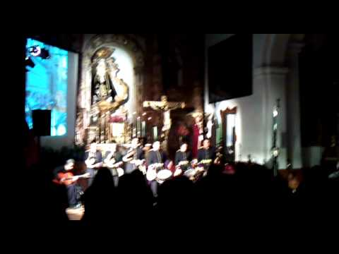 Banda CCTT Amigos de la Música Antequera - Pregón Cofradía Estudiantes 2012
