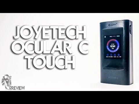 Joyetech OCULAR C 150W Box Mod | Review | Dampflion