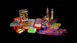 Year 2- Niagara Falls Firework Assortment - Phantom Fireworks- |HD|