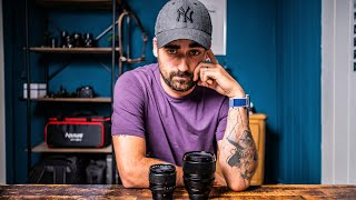 Fujinon XF 50mm f1 vs Fujinon XF 56mm f1.2 — let's talk separation from the background!