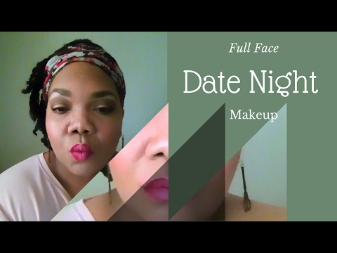 Full Face Sexy Date Night Makeup
